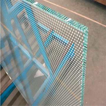 Screen printing Glass